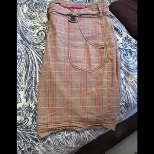 Maurices Plaid Shorts